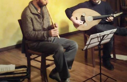 Christos Barbas – Peppe Frana – Introduction to Modal Music II  / April 2-­3, 2016