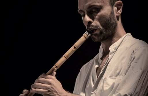 Christos Barbas: Improvisation in Modal Music / April 7-12, 2017