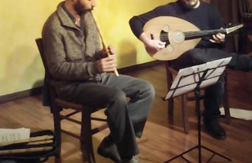 Christos Barbas – Peppe Frana – Introducción a la Música Modal II / Abril 2-3, 2016