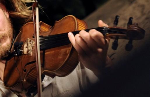 Giorgos Papaioannou – Violin & Modal Music / May 19-24, 2016
