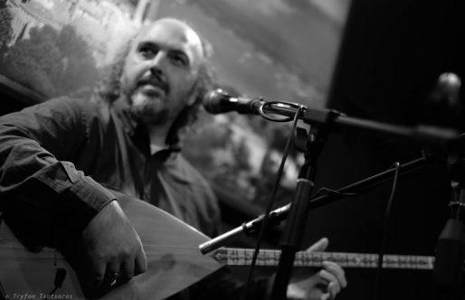 Periklis Papapetropoulos: Lavta i Saz / abril 7-12, 2017