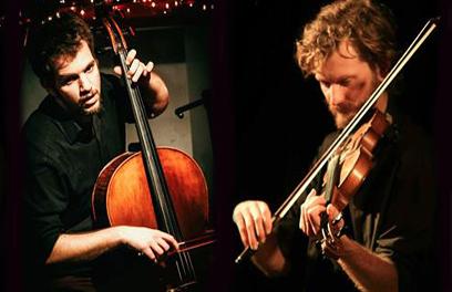 Giorgos Papaioannou & Nikos Papaioannou: Violí & Cello en la Música Modal / 23-27 de Març del 2018