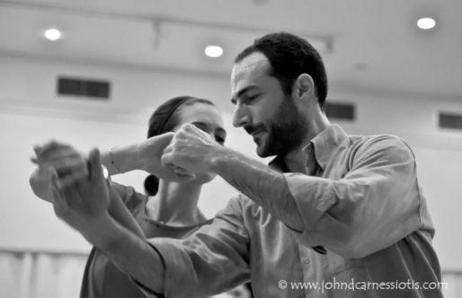 Chariton Charitonidis: La dansa tradicional grega / 1r període / 12 – 16 d'abril 2019 (amb  Katerina Papadopoulou)