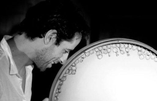 Bijan Chemirani: Zarb & Frame Drums / 1st Period / 12 – 16 Apr.