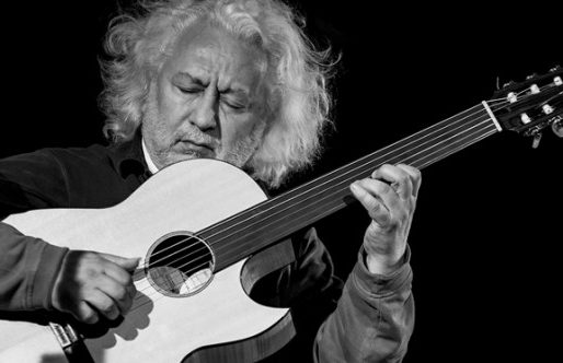 Erkan Oğur: Treasures of makan & Fretless guitar / 2º periodo / 18-22 de abril