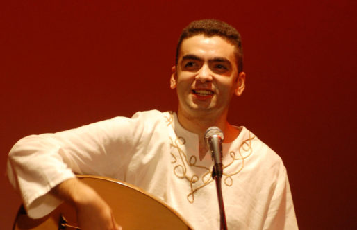 Mustafa Said: Arabic music & Oud / 2nd Period / 18 – 22 Apr.