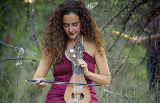 Kelly Thoma: Lyra e instrumentos de arco / 2º periodo / 10 – 12 de abril de 2020