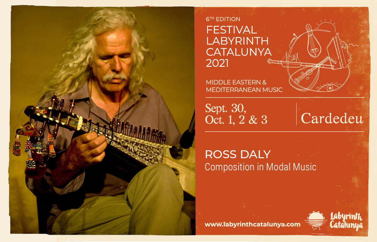 Ross Daly Composition in Modal Music 30/09-03/10/2021