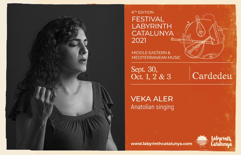 Veka Aler Anatolian Singing 30/09-03/10/2021